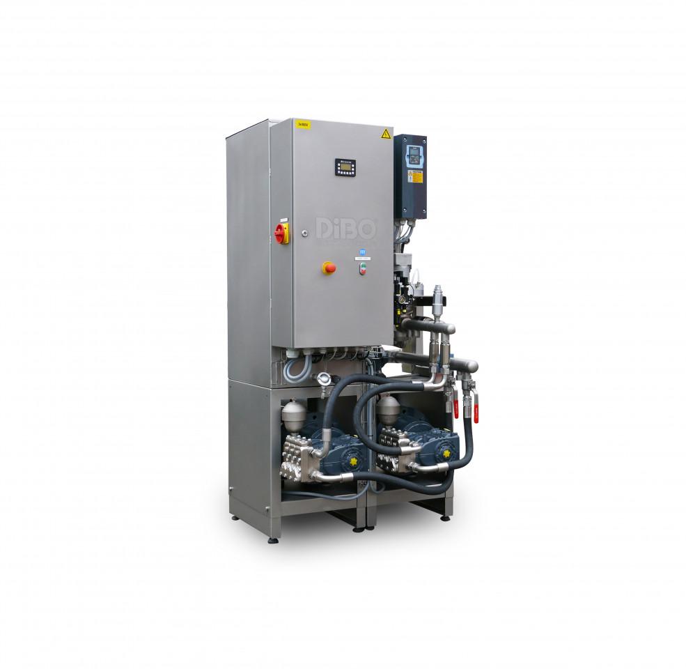 Oferta stacjonarnych myjek przemysłowych i instalacji wysokociśnieniowych